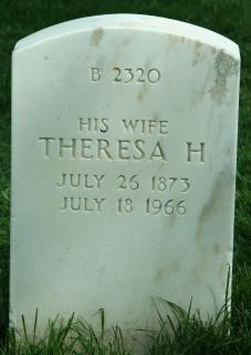 Theresa H Boone