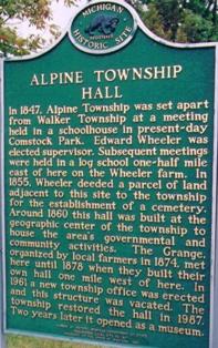 Alpine Center Cemetery