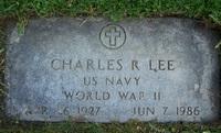 Charles Ray Lee