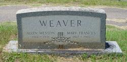 Allen Wesson Weaver