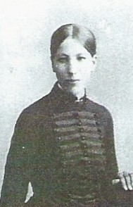 Kjerstina Christina <i>Larsdotter</i> Anderson