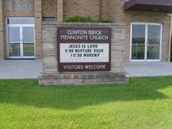 Clinton Brick Mennonite Cemetery
