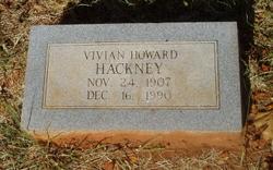 Vivian Howard Hackney