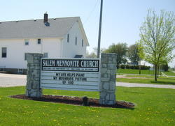 Salem Mennonite Church Cemetery