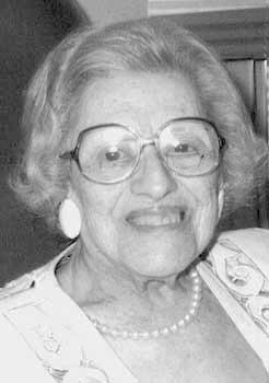 Flora Strasmick <i>Newman</i> Abrams