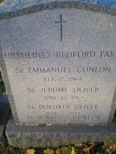 Sr Dolores Oliver