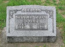 Orville Dean Booker