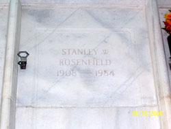 Stanley Rosenfield