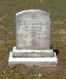 Martha <i>Neely</i> Walker