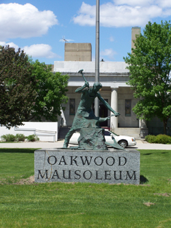 Oakwood Memorial Mausoleum