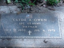 Clyde A. Owen