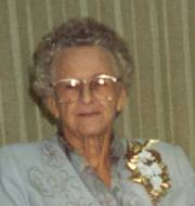 Lula Elilzabeth <i>Armfield</i> Kovac