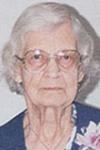 Ruth Johanna Hilvia <i>Nelson</i> Hendricks