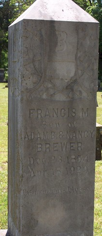 Francis M Brewer