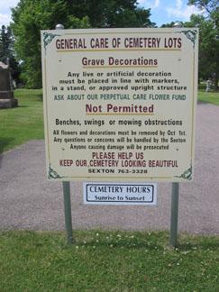 Kinkead Cemetery