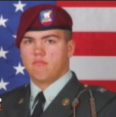 PFC Jason Douglas Johns