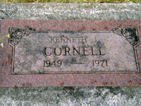 Kenneth James Cornell