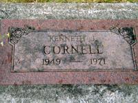 Kenneth James Cornell