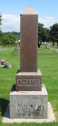 Charles R Adams