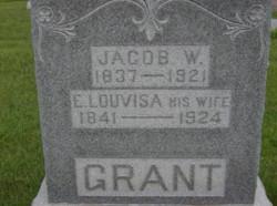 Elizabeth Louvisa <i>Pottorff</i> Grant