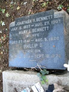 Pvt Jonathan W Bennett