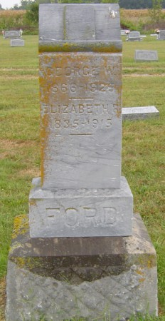 Elizabeth R. <i>Lowrance</i> Ford