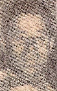 Alphonse V Etre, Sr