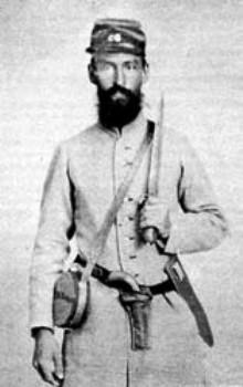 Corp John Morton Booker