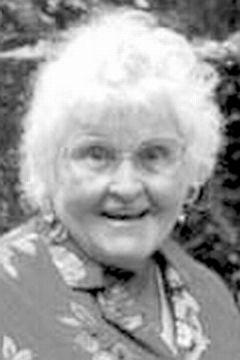 Margarete Christine <i>Sobisek</i> Parrish