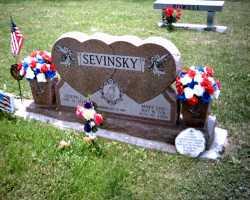 Mary Louise <i>Dickey</i> Sevinsky
