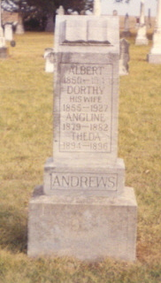 Albert Melville Andrews