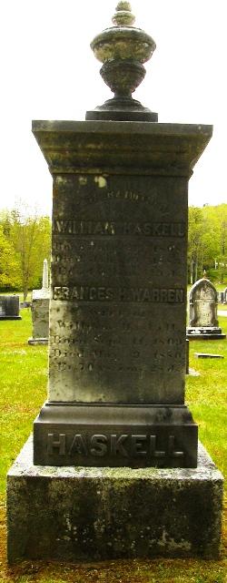 Frances H. <i>Warren</i> Haskell
