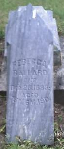 Rebecca Ballard