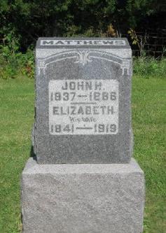 John Hamilton Matthews