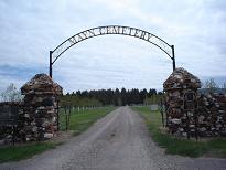 Mayn Cemetery