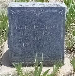 Margaret Mary <i>Parker</i> Dixon