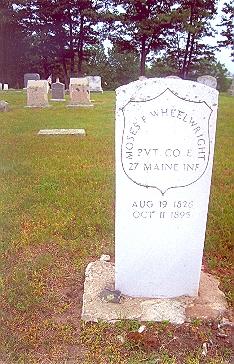 Moses F. Wheelwright