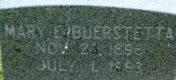 Mary E. Buerstetta