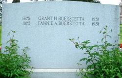 Fannie Adelia <i>Mason</i> Buerstetta