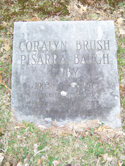 Coralyn Pisarra Coby <i>Brush</i> Baugh
