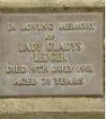 Lady Gladys Ledger