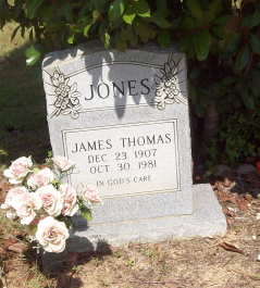James Thomas Jones