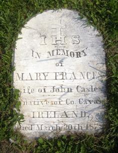 Mary Frances Casley