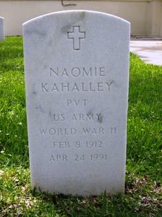 Naomie Kahalley