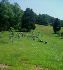 Jesse Run Church Cemetery