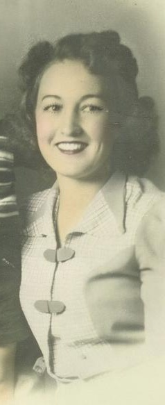 Mary Lanetta <i>Bunch</i> Mahaffey