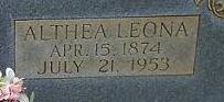 Althea Leona Grounds