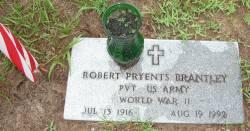 Robert Pryents Brantley
