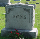 Sarah Olney <i>Irons</i> Burlingame
