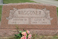 Lloyd Woodrow Waggoner